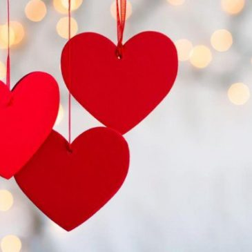 A vida é sobre o amor