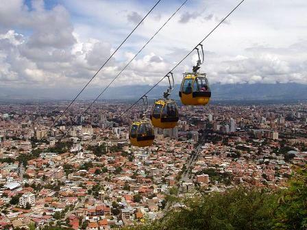 O que aprendi em Cochabamba