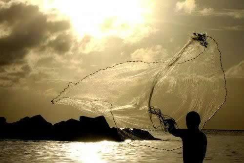 A pesca maravilhosa