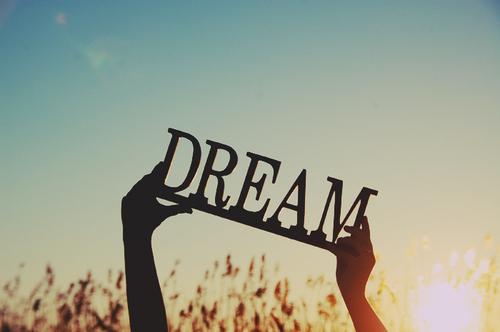 Deus é do tamanho dos seus sonhos