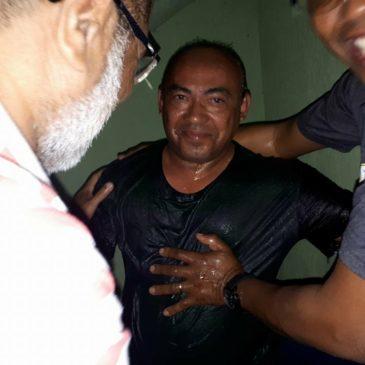 Batismo do Bernar